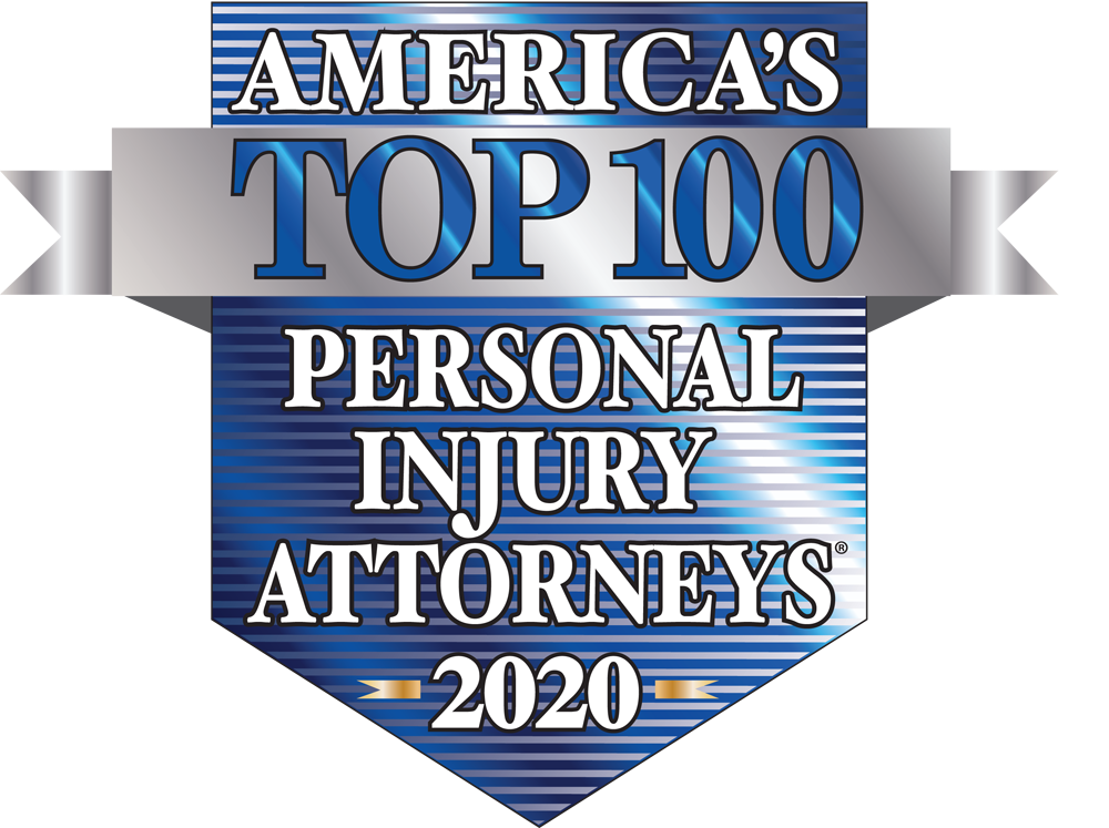 America's Top 100 Personal Injury Attorneys 2020® Recipient Award